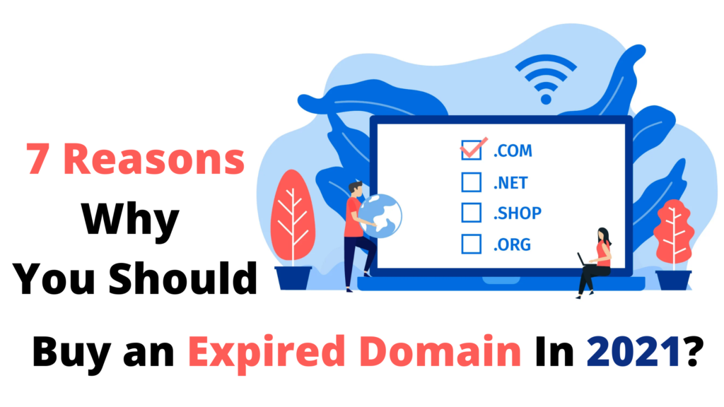 Buy an Expired Domain